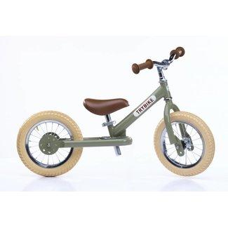 Trybike Trybike Steel loopfiets - Vintage Green | Trybike
