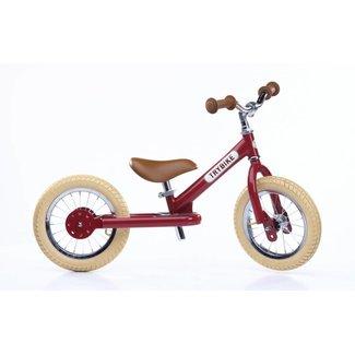 Trybike Trybike Steel loopfiets - Vintage Red | Trybike