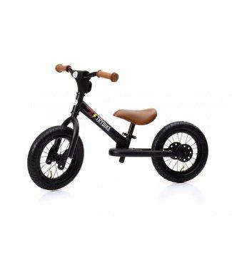 Trybike Trybike Steel loopfiets - Black | Trybike
