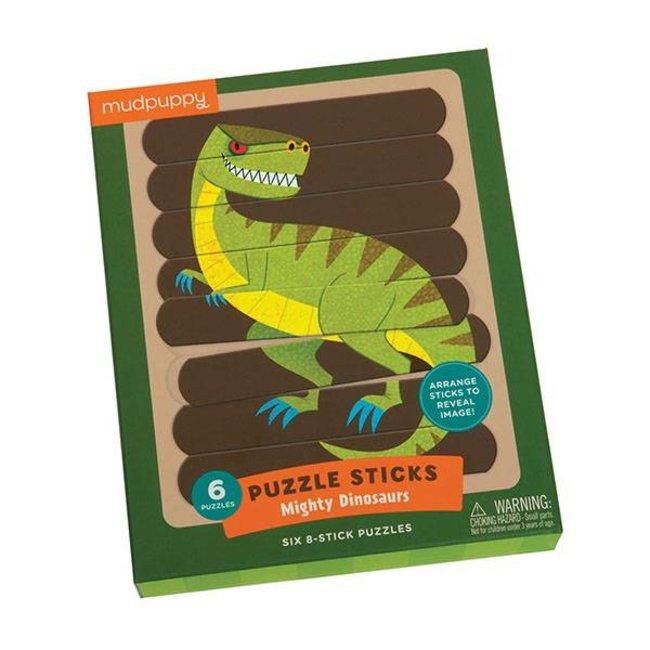 "Mudpuppy Puzzel ""Mighty Dinosaurs""   Mudpuppy"