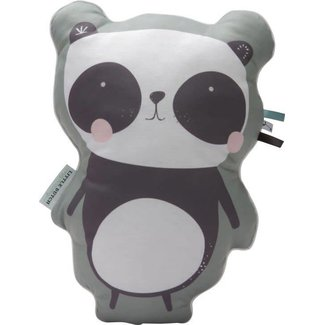 Little Dutch Kussen Panda Mint | Little Dutch
