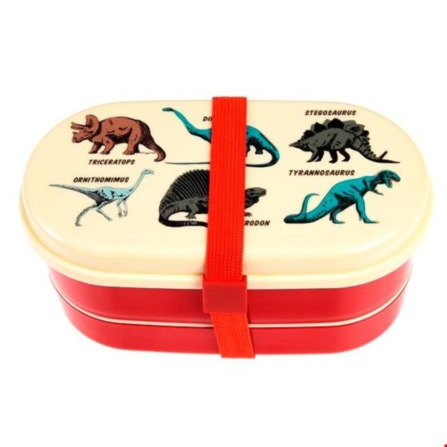Rex Inter. Lunchbox / Brooddoos Bento - Prehistoric Land | Rex