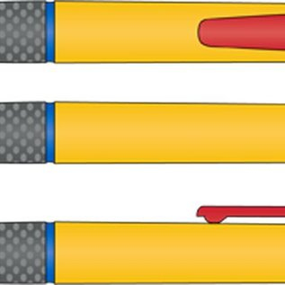 Kugelschreiber Harlekin
