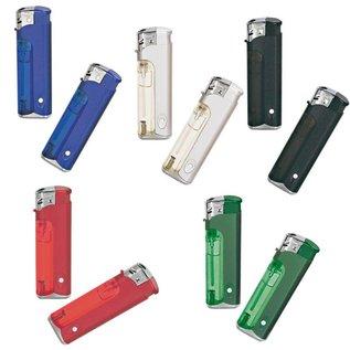 Feuerzeug mit LED-Licht