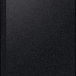 Buchkalender schwarz