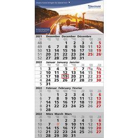 4-Monats-Kalender 3038