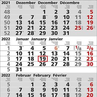 4-Monats-Kalender