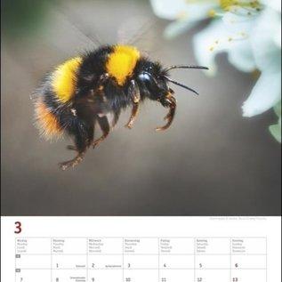 """Bildkalender """"Heimische Tiere 2022"""""""