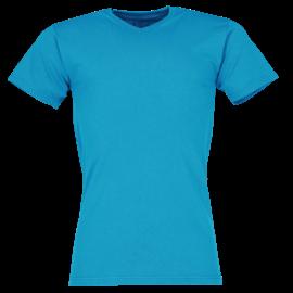 T-Shirt mit V-Neck 1582