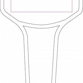 Eiskratzer mit großem Griff