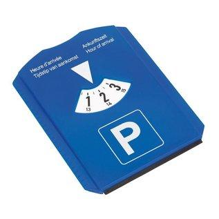 Parkscheiben-Set 150 Parkscheiben inkl. Druck