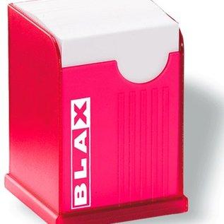 Zettelbox aus Kunststoff