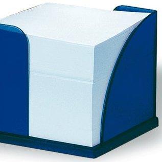 Zettelbox gefrostet aus Kunststoff