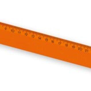Lineal 30 cm aus Kunststoff
