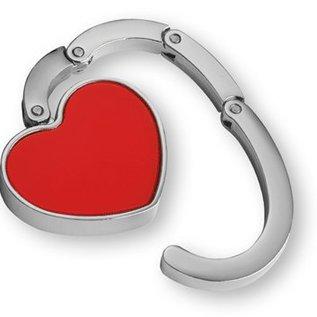 Handtaschenhalter Herz