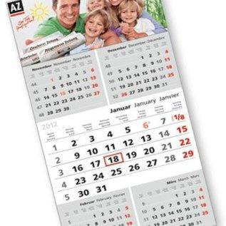 5-Monats-Kalender