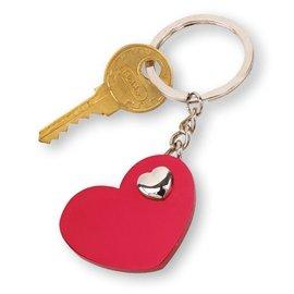Schlüsselanhänger Heart-in-Heart 2061