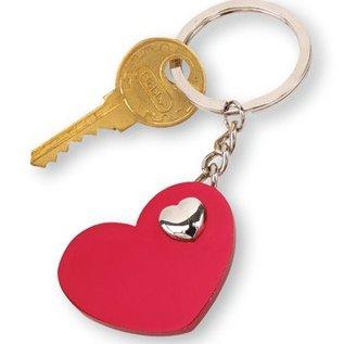 Schlüsselanhänger Heart-in-Heart