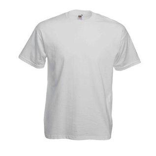 T-Shirt WEISS oder NATUR