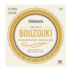 D'Addario Bouzouki phosphor bronze snaren