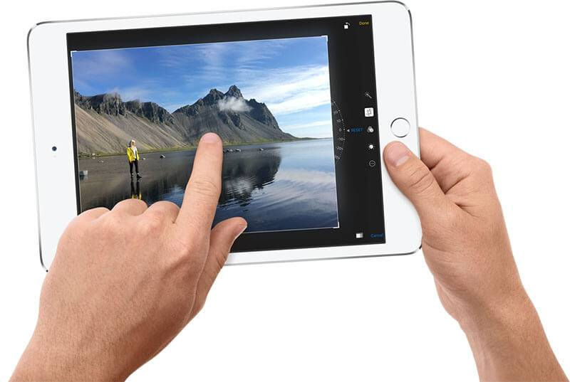 Apple stopt met ontwikkeling en verkoop iPad Mini