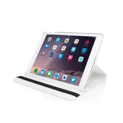 iPadspullekes.nl iPad Pro 10,5 hoes 360 graden wit leer