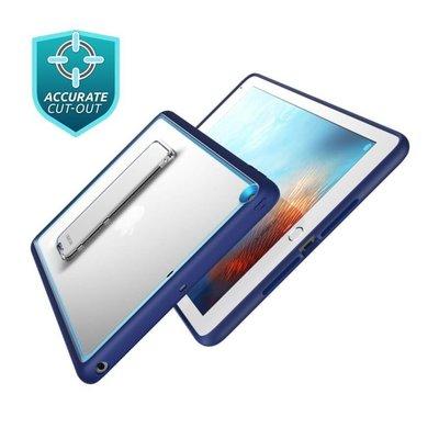 i-Blason iPad hoes 2017 Halo Slim Case blauw