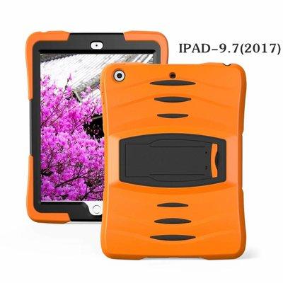 iPadspullekes.nl iPad 2017 hoes Protector oranje