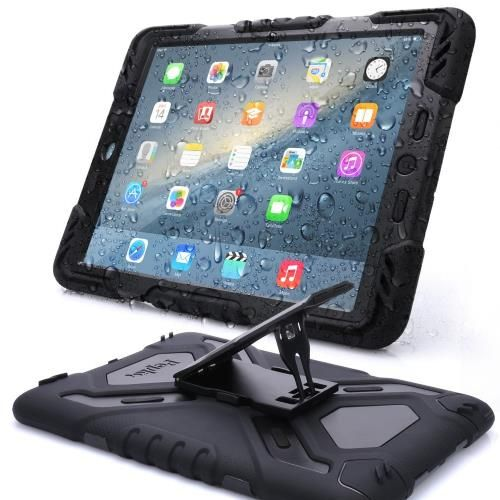 Griffin Survivor iPad hoes  alternatief. Beste bescherming van uw iPad.