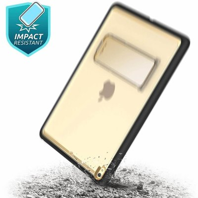 i-Blason iPad hoes Pro 10.5 Stand Case halo frost goud