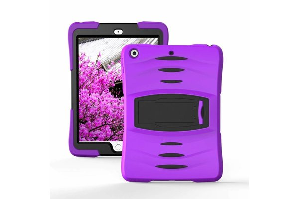 iPadspullekes.nl iPad Pro 10,5 hoes Protector paars