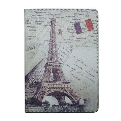 iPadspullekes.nl iPad Air Stand Case Parijs