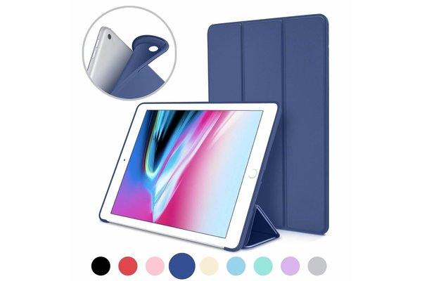 iPadspullekes.nl iPad Mini 4  Smart Cover Case Blauw