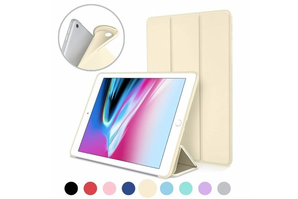 iPadspullekes.nl iPad Air 2 Smart Cover Case Goud