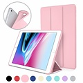 iPadspullekes.nl iPad Air 2 Smart Cover Case Licht Roze