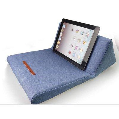 iPadspullekes.nl iPad kussen donker blauw