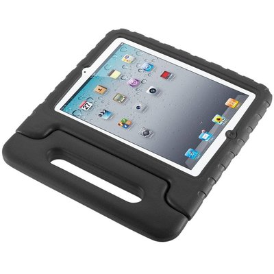 iPadspullekes.nl iPad 2 3 4 Kids Cover zwart