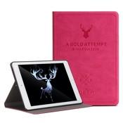 iPadspullekes.nl iPad hoes Pro 9.7 leer roze