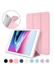 iPadspullekes.nl iPad 2018 Smart Cover Case Licht Roze