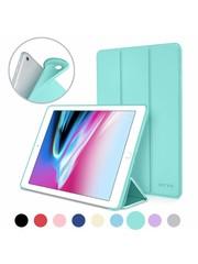 iPadspullekes.nl iPad 2018 Smart Cover Case Licht Blauw