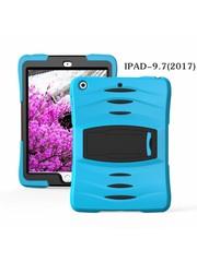 iPadspullekes.nl iPad 2018 hoes Protector licht blauw