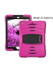 iPadspullekes.nl iPad 2018 hoes Protector roze