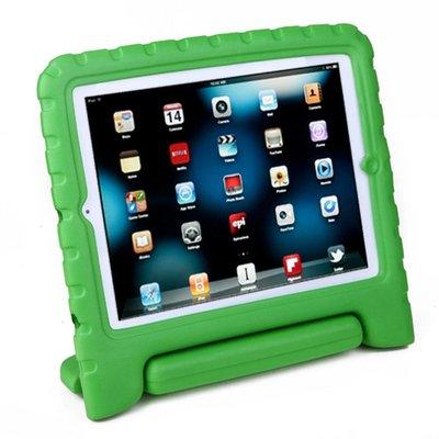 iPadspullekes.nl iPad Air 2 Kids Cover Groen