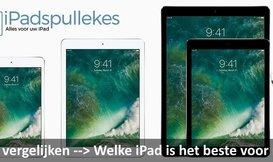 iPad vergelijken --> Welke iPad past het beste bij jou? Jouw iPad-keuzehulp!