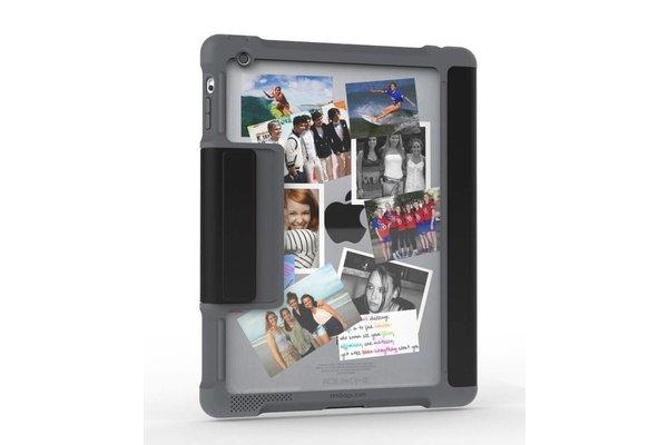 iPadspullekes.nl iPad 2/3/4 STM Dux Black hoes
