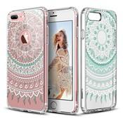 ESR iPhone 8 hoes mandala Ibiza mint zacht TPU