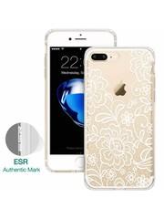 ESR iPhone X hoes mandala Ibiza wit zacht TPU