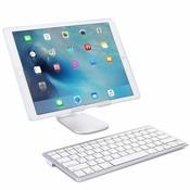 iPadspullekes.nl iPad 2017 draadloos bluetooth toetsenbord wit