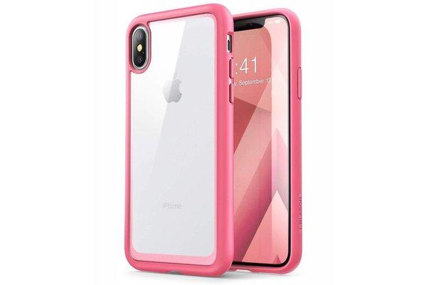 i-Blason I-Blason iPhone X Bumper Case roze