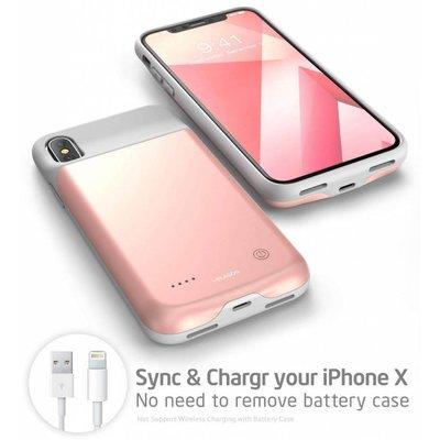 i-Blason i-Blason batterij hoesje iPhone X Roze Goud